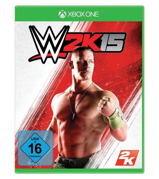 WWE 2k15 Xbox One ab 19,99 € @ Saturn.de (bei Abholung, ansonsten 21,98 €)