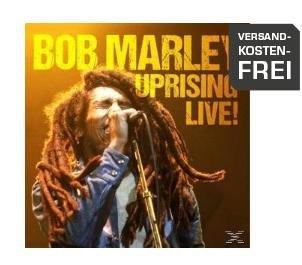 Bob Marley Uprising Live DVD + 2 CD für 9,99 € @ Saturn Online