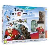 Disney Infinity Starter Set Wii U für 16,02€ @thegamecollection