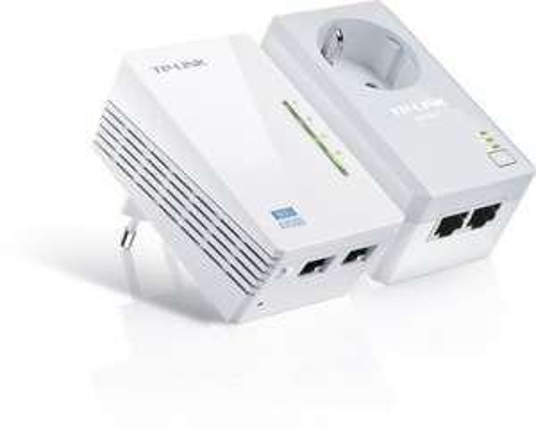 TP-LINK 500Mbit Powerline KIT 300Mbit WLAN Extender für 55€ @Cyberport
