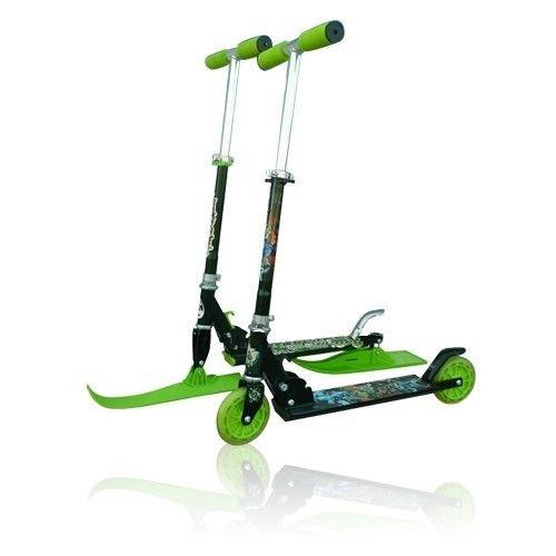 Scooter Roller 125mm mit Skier 19,99€