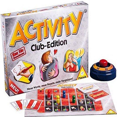 (Prime) Piatnik Deutschland 6038 - Activity Club Edition ab 18 Jahren @Amazon.de
