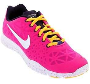 50% Nike Free TR Fit 3 women pink / orange / blau @ sp24.com