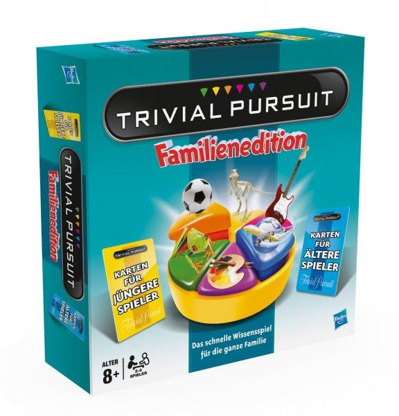 [Amazon.de] Hasbro Trivial Pursuit Familien Edition für 25,49 €