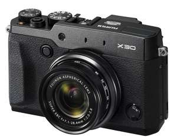 Fujifilm X30 Kompaktkamera mit OLED-Sucher, WLAN für 416,13€ @Amazon.es