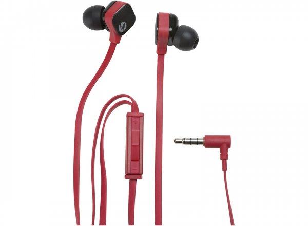 HP H2300 Inear-Headset (rot) für 10,20€ im HP-Onlineshop