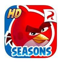 Angry Birds Seasons HD (iOS) Kostenlos bei iTunes