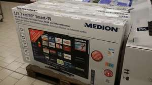 MEDION 50 Zoll LED Smart-TV bei Aldi Nord