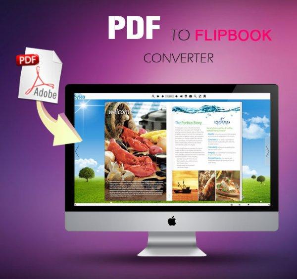 PDF to Flipbook Converter für Mac und Win - Regulär $99