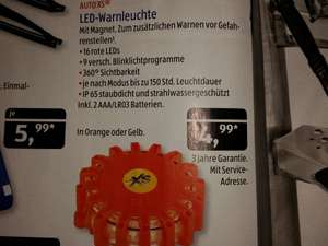 LED-Warnleuchte