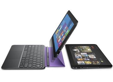 "HP 10"" Windows Tablet incl Tastatur Dock mit Atom, 2GB,32GB für 279€"