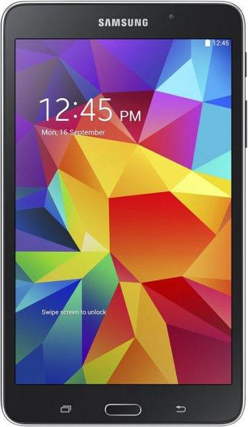 [Lokal Saturn Wiesbaden / Mainz] Samsung Galaxy Tab 4 7.0 Wi-fi (SM-T230) in schwarz für 111 €