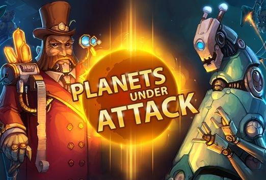 [Steam/PC/MAC] Planets under Attack für 99 Cent @ Bundlestars