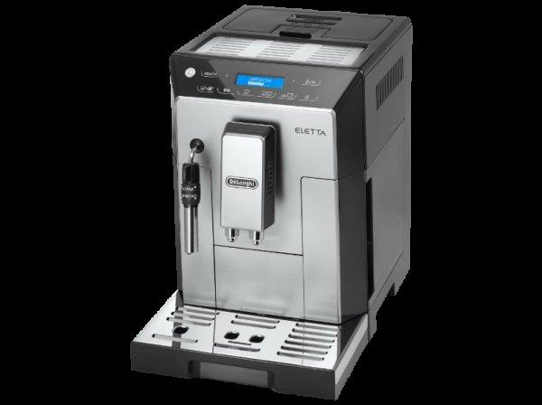 [SATURN.de] Kaffeevollautomat DE-LONGHI Eletta Plus ECAM 45.326 S Silber für 529€ vsk frei!