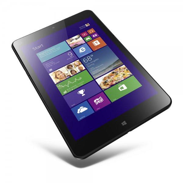 [NB] Lenovo ThinkPad Tablet 8 LTE 128GB, 2GB RAM, Windows 8.1 für 367 EUR