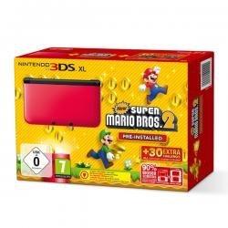 Nintendo 3DS XL + Super Mario Bros. 2 für 164,90€ @deltatecc
