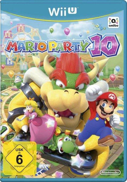 [voelkner.de] Mario Party 10 (WiiU) für 30,98€ (Vorbestellung)