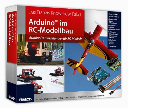 Lern-Paket Arduino™ im RC-Modellbau (Franzis Verlag)