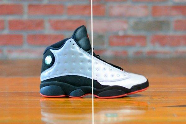 ACHTUNG: Nur ein Deal für Sneakerheads bzw. Jordanfans (BS24.de) Air Jordan 13 Retro (Reflective Silver) erhältlich zum Retail Preis!