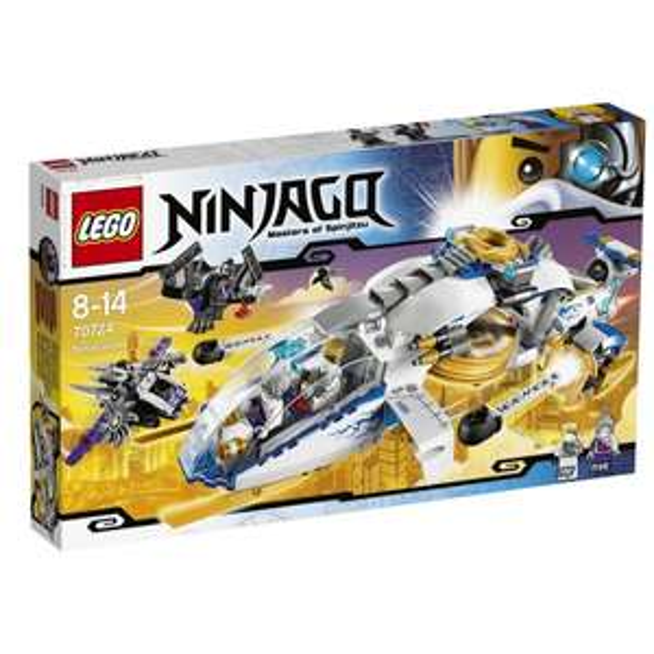 [Real im Osten ]  Lego Ninjago - Ninja Copter (70724)  25€