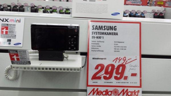 [LOKAL] Samsung NX mini im MM Erfurt T.E.C.