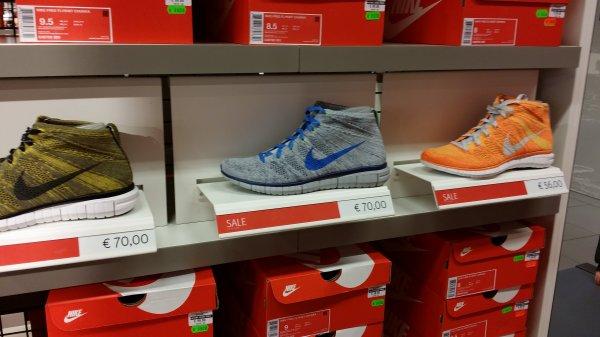 Lokal Berlin-Brandenburg Nike Free Flyknit Chukka
