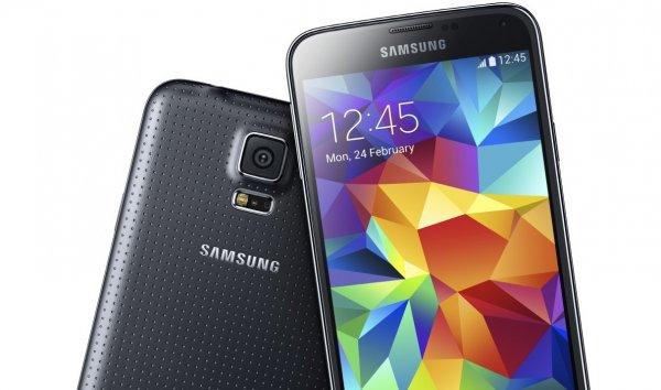 SAMSUNG Galaxy S5 16GB schwarz (Media Markt) Österreich