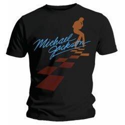 Amazon Prime : Michael Jackson Square Dancing Black Herren T-Shirt  Größe: M - Nur 5,03 €