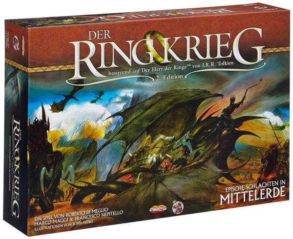 [Amazon Prime] Der Ringkrieg (2.Edition) für 49,68