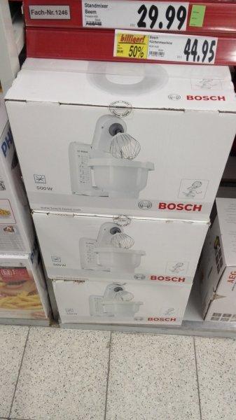 Local (Kaufland Freiberg) Bosch MUM 4405 Küchenmaschine für 44,95€