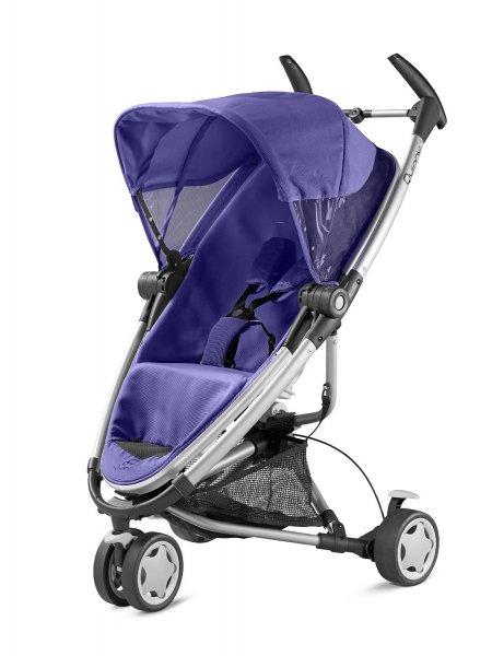 [6% Qipu] Quinny 72908310 - Zapp Xtra, Liegebuggy und Travelsystem, purple pace für 169,99€ frei Haus @Baby-Markt Online
