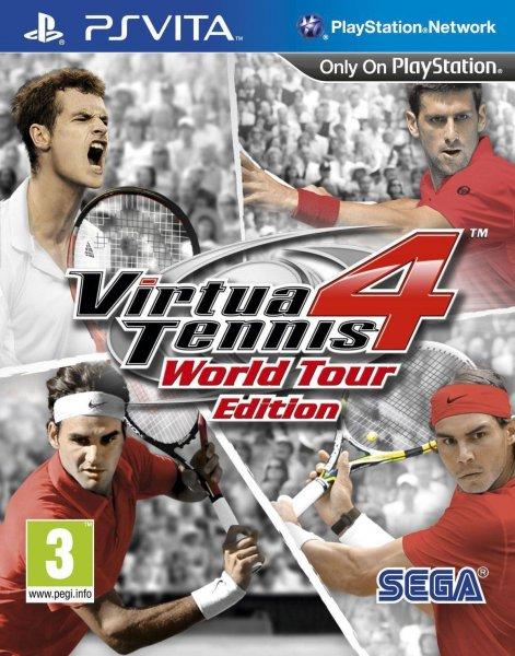 @Amazon.de [UK-Import]Virtua Tennis 4 World Tour Edition Game  für PS Vita