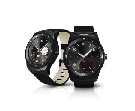 [Saturn] LG G WATCH R Smartwatch schwarz