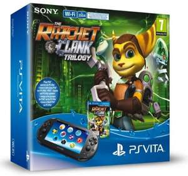 @Amazon-WHD Sony PlayStation Vita Slim inklusive Ratchet & Clank für 111€