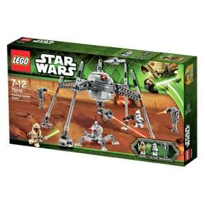 LEGO Star Wars 75016 Homing Spider Droid Real Online Shop