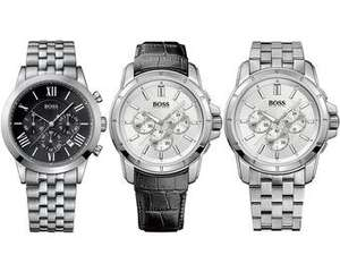 Hugo Boss Chronographen Uhren bei iBood für 166€
