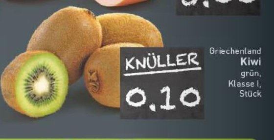 [ Marktkauf RHEINRUHR ]  Kiwi aus Griechenland  Stück/ 0,10€