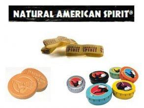 Tabak-Erfrischer, Taschenascher oder Pouch Band gratis