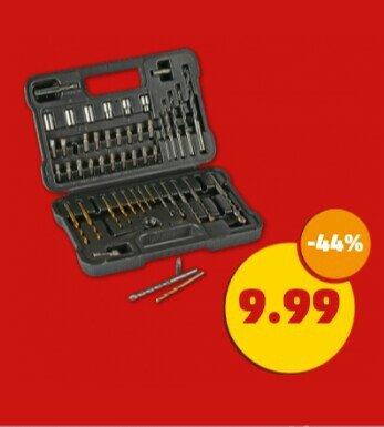 [Penny] Black & Decker A7188 Bohrer- und Schrauberbit-Set, 50-teilig (ab 12.2.)