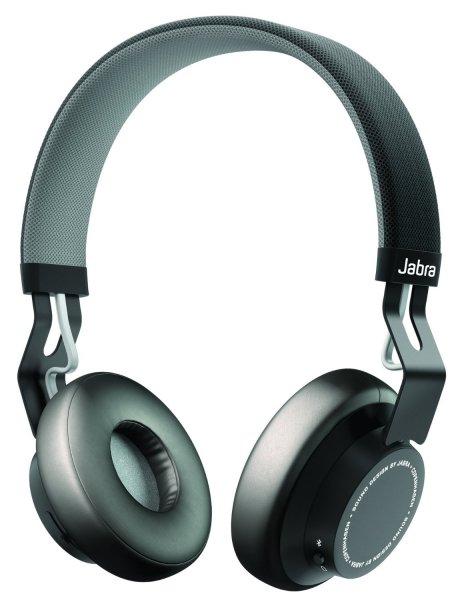Jabra Move Wireless Bluetooth On-Ear-Kopfhörer (Stereo-Headset, Freisprechfunktion, Bluetooth 4.0) schwarz für 69,34 € @Amazon.fr