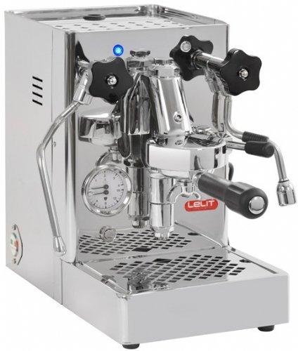 LELIT PL62 Siebträger Espressomaschine Zweikreiser für 899,- @MediaMarkt
