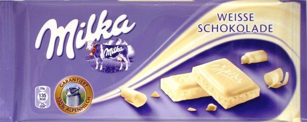 [Penny Markt AT] - Milka Schokolade 100g ab 4 Stück für 0,59 Euro
