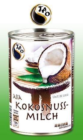 [Norma - bundesweit] TAO Kokosnussmilch, 400 ml für 89 Cent
