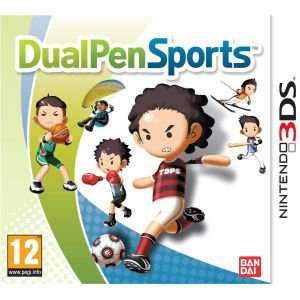 (UK) Dual Pen Sports [Nintendo 3DS] für 6,70€ @ Zavvi