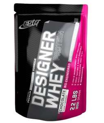 ESN Designer Whey, 1000g Standbeutel  16,90€ +3,90€ Versand