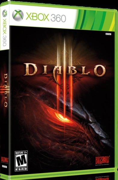 Diablo III für Xbox 360 @ Amazon.FR
