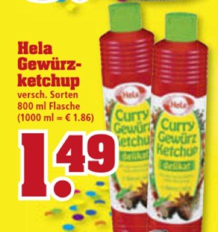 [trinkgut] Hela Gewürz Ketchup 800 ml