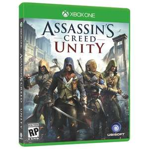 Assassin's Creed Unity (Xbox One) für 14,79 € und Assassin's Creed Black Flag (Xbox One) für 5,08 €