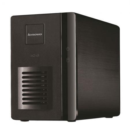 LenovoEMC StorCenter ix2 Network Storage 6TB, Gb LAN