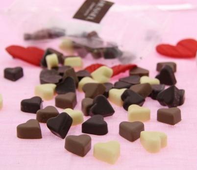 Gratis Schokolade bei Hussel